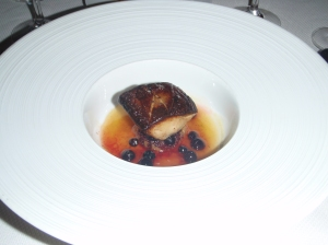 Hot Foie Gras